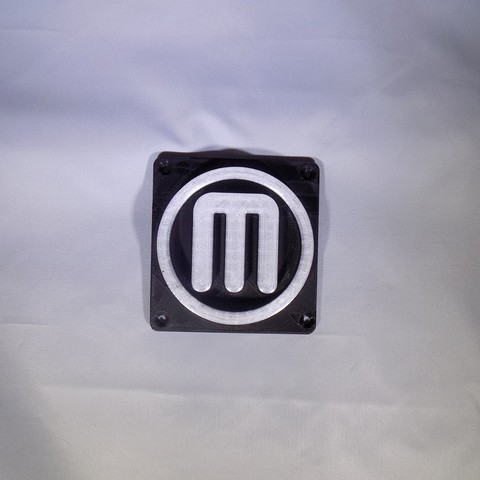 7_display_large.JPG Télécharger fichier STL gratuit Makerbot M Logo Lampe de nuit/lampe de nuit LED • Design à imprimer en 3D, Balkhagal4D