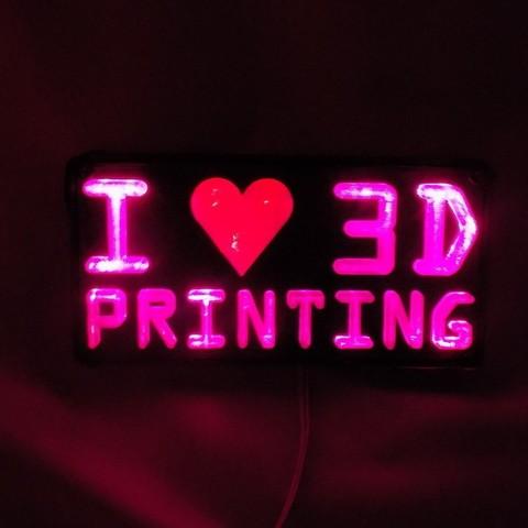 DSCN0213_display_large.JPG Télécharger fichier STL gratuit I <3 Impression 3D LED Signalétique / Lumière nocturne • Design pour imprimante 3D, Balkhagal4D