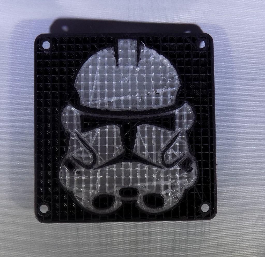 8_display_large.JPG Download free STL file StormTrooper LED Light/Nightlight • 3D print template, Balkhagal4D