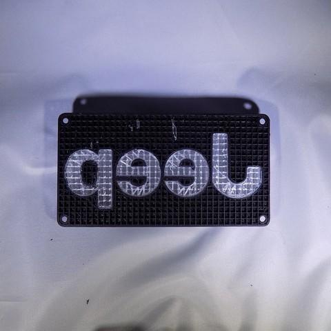 DSCN0410_display_large.JPG Télécharger fichier STL gratuit Emblème Jeep Lumière LED / Veilleuse • Objet pour impression 3D, Balkhagal4D