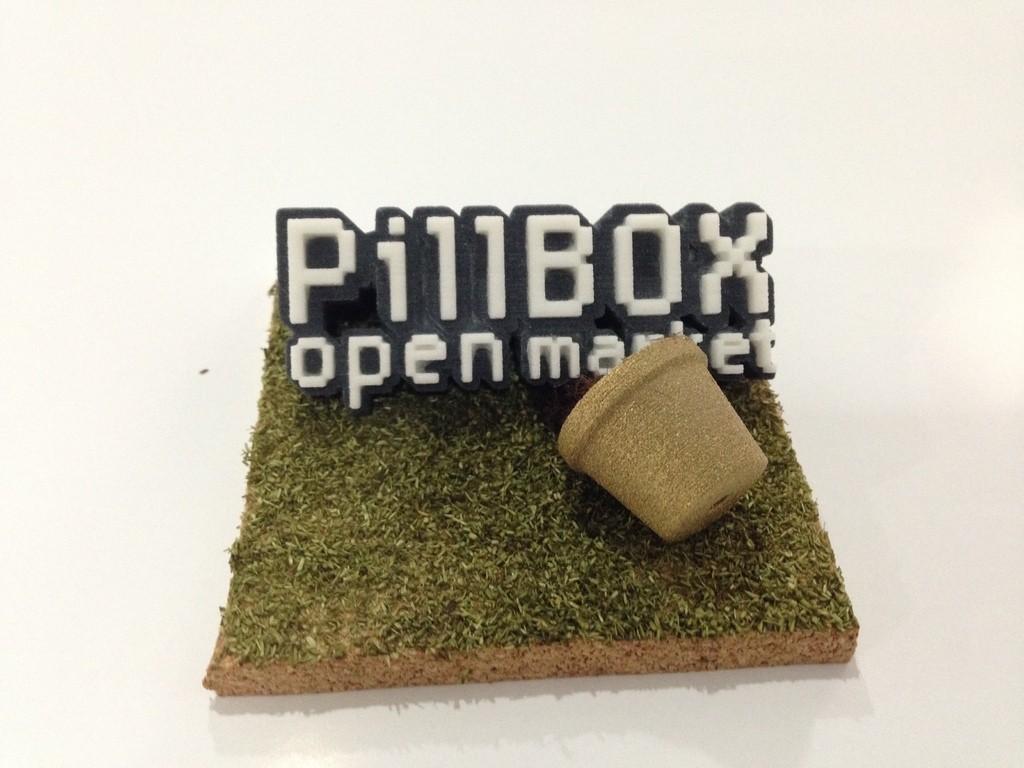 IMG_0746_display_large.jpg Download free STL file Little Pot • 3D printer model, Balkhagal4D