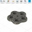 Download free 3D printer designs Water valve knob, cepums37