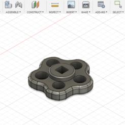Knob.png Télécharger fichier STL gratuit Bouton du robinet d'eau • Plan pour imprimante 3D, cepums37
