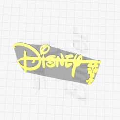 Download free 3D printer files Disney Key Key, victor51430