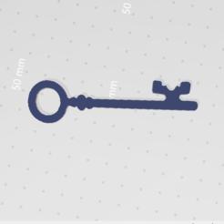 Télécharger objet 3D gratuit Clef Key Disney Alice, victor51430