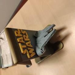 Descargar modelos 3D gratis Soporte telefónico del Halcón Milenario, ZoltanKi