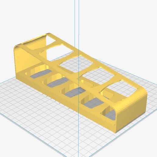 Télécharger fichier 3D Support de télécommande, ajquerio