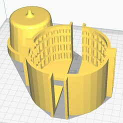 molde.jpg Download STL file SALTA Pot Mould • 3D printing object, ajquerio