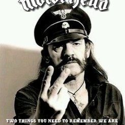 STL file Lemmy psa two things to remember, lucifersown99