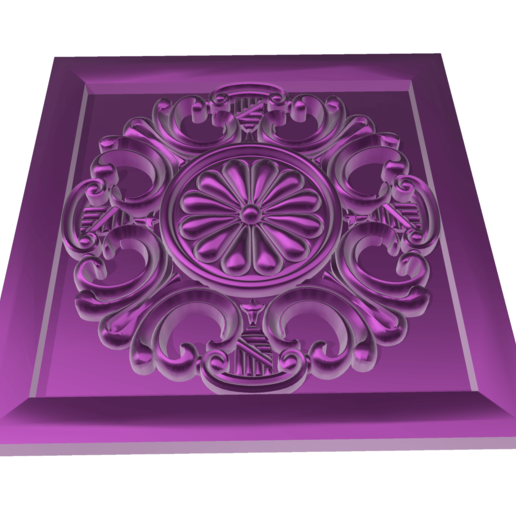Download 3D print files wall_decor_antique_1, balajiprasannamy
