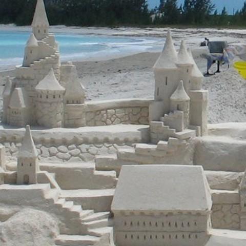 Free STL files castle sand tools, Pudedrik