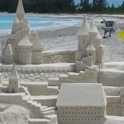 Download free STL files castle sand tools, Pudedrik