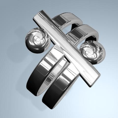 Download free 3D printing files Friendship Ring, Pudedrik