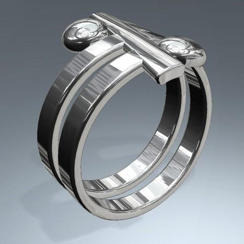 r2_display_large.jpg Download free STL file Friendship Ring • 3D printable design, Pudedrik