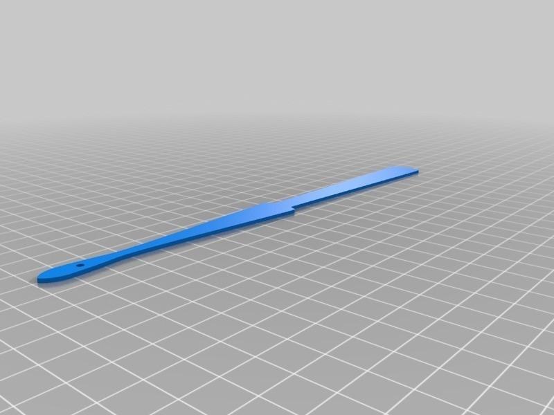 fan_cover_display_large.jpg Download free STL file Hand-held foldable fan • 3D print object, Pudedrik