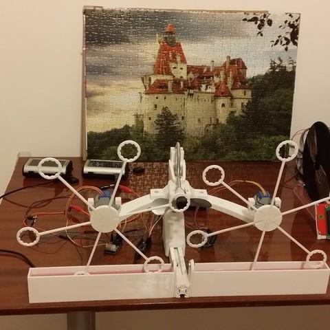 Download free 3D printer model bUbble shOOtter, Pudedrik