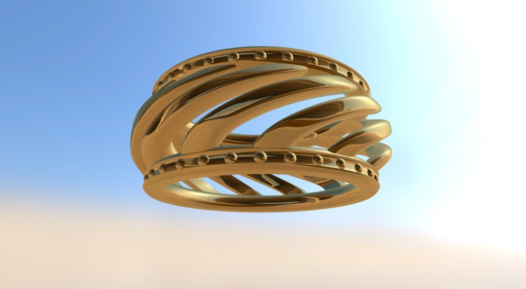 585bc79ad5f112dd7211a8a2b48b019d_display_large.jpg Download free STL file Bracelet • 3D printing model, Pudedrik