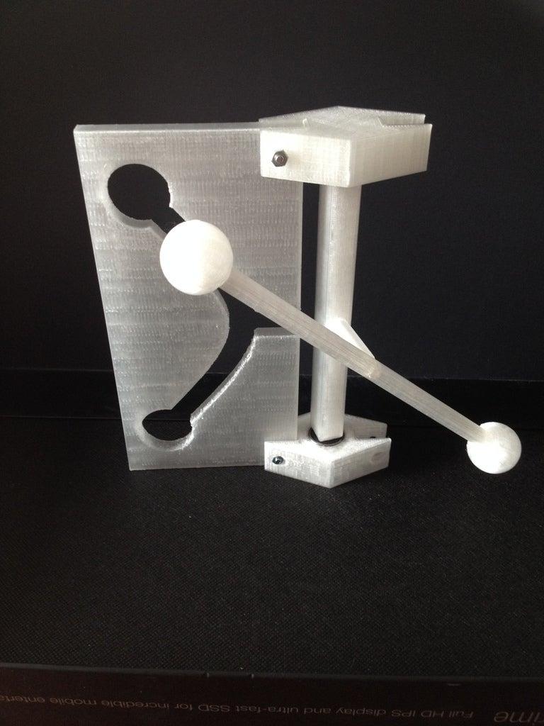 41055c92b3b2ac22f83cf6ca5b0e55a5_display_large.JPG Download free STL file hyperbolic table experiment • 3D printer design, Pudedrik