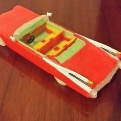 Télécharger objet 3D gratuit cadillac, Pudedrik