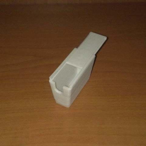 ABCD0001_display_large.JPG Télécharger fichier STL gratuit trousse de brosse à dents • Objet pour imprimante 3D, Pudedrik