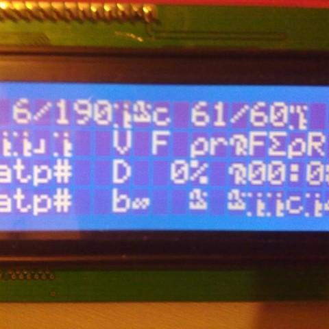 27032015819_display_large.jpg Download free STL file lcd support • 3D printer object, Pudedrik
