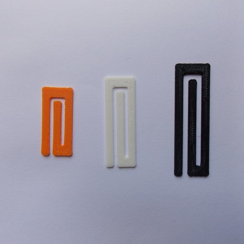 DSCN1206_display_large.JPG Download free STL file Easy printing paper clips • 3D printable design, Pudedrik