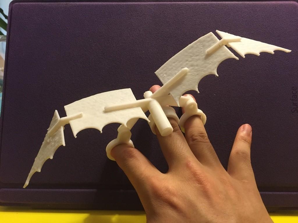 20150731_230457901_iOS_display_large.jpg Télécharger fichier STL gratuit Finger Flapper • Design pour imprimante 3D, Beardoric