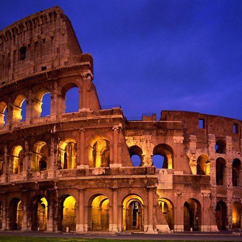 Colosseum_display_large.jpg Télécharger fichier STL gratuit Nouveau casse-tête des 7 merveilles • Design pour impression 3D, Beardoric