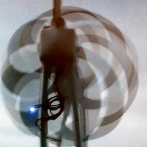 Free 3D model MC_Escher_Windmill, Beardoric