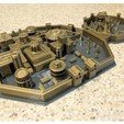 Download free 3D printer model Winterfell, Beardoric