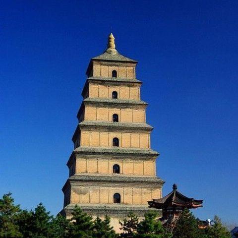e824b899a9014c08197eb87d087b02087af4f4a5_display_large.jpg Download free STL file Giant Wild Goose Pagoda in Xi-an China • 3D printer template, Balkhubal