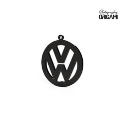 Impresiones 3D gratis Llavero de Volkswagen, Lahbib