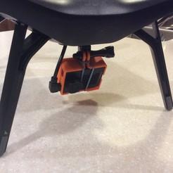 IMG_0120.JPG Télécharger fichier STL gratuit Cadre de caméra Garmin Ultra 30 Action • Objet à imprimer en 3D, tylerebowers
