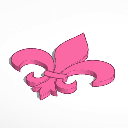 356BfIXahhr-1514412249910320400-725x453.png Télécharger fichier STL gratuit fleur de lys • Objet à imprimer en 3D, tylerebowers
