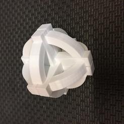 IMG_1783.JPG Télécharger fichier STL gratuit 12 Puzzle de pois • Modèle pour imprimante 3D, tylerebowers
