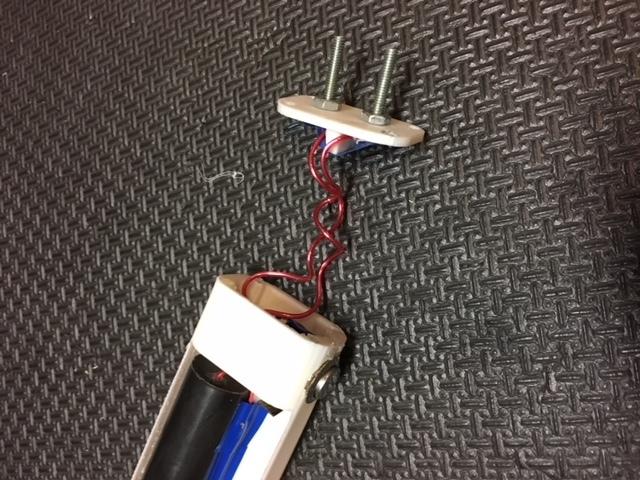 IMG_2274.JPG Télécharger fichier STL gratuit Pistolet paralysant Taser • Modèle imprimable en 3D, tylerebowers