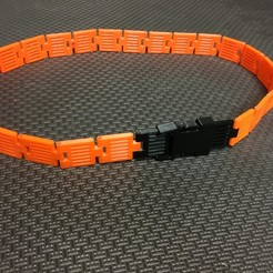 Download free 3D printing designs Belt, tylerebowers
