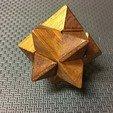 IMG_1781.JPG Télécharger fichier STL gratuit Puzzle 6 pièces 2 • Modèle pour imprimante 3D, tylerebowers