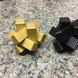 IMG_1405.JPG Télécharger fichier STL gratuit Puzzle 6 pièces • Objet à imprimer en 3D, tylerebowers