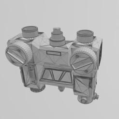 Descargar modelos 3D DIY - Apex Legends - Caustic - Cosplay, faiz5595