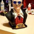 Descargar archivo 3D gratis Monumento a Stan Lee, nicolasdoucet7