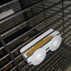 thumbnail_20200417_210952.jpg Télécharger fichier STL Bol pour oiseaux • Modèle pour imprimante 3D, steever