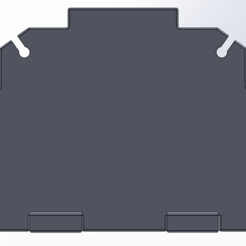 STL Access hatch to BMW headlights + Screws, Nakama