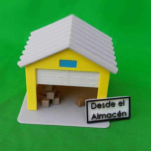 Télécharger modèle 3D gratuit Almacen_WareHouse, Desde_el_Almacen