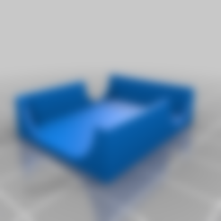 Couvercle_Detect_Fil_U20_One.stl Download free STL file Couvercle Detecteur Fin de Filament U20 One • 3D printer object, Jak13