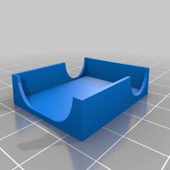 Descargar Modelos 3D para imprimir gratis Couvercle Detecteur Fin de Filament U20 One, Jak13
