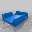 Couvercle_Detect_Fil_U20_One.png Download free STL file Couvercle Detecteur Fin de Filament U20 One • 3D printer object, Jak13