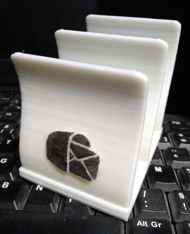 Porte_lettres.jpg Download free STL file Porte lettres • 3D print design, Jak13