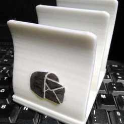 Download free 3D printer designs Porte lettres, Jak13