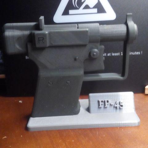 Free 3D printer files LIBERATOR FP-45 (Historical Prop), loran